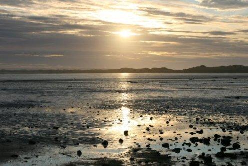 Holy Island Sands, Lindisfarne
