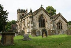 Holy Trinity Church, Ashford in the Water