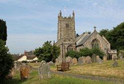 Holy Trinity Church, Drewsteignton