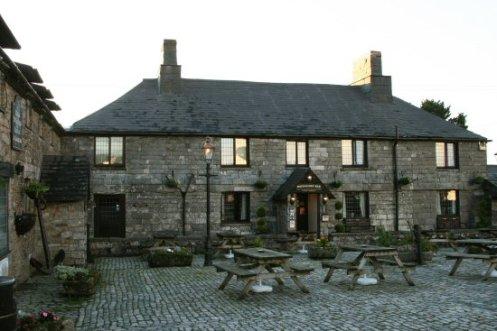 Jamaica Inn, Launceston, Bodmin Moor