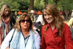 Jane Seymour. Royal Wedding, Prince William and Kate, 29th April 2011