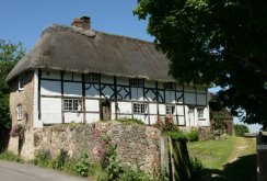 Kennards, thatched cottage, Amberley