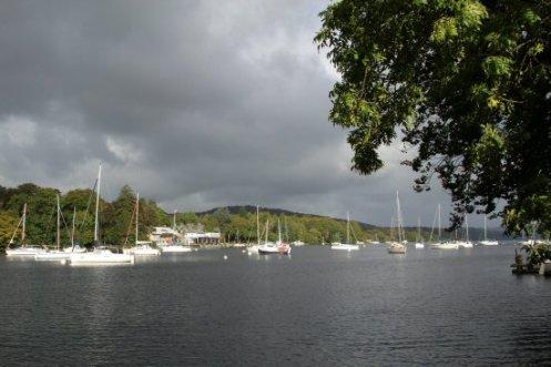 Lake Windermere, Fell Foot Park, Newby Bridge
