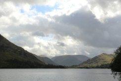 Looking towards Glenridding, from Glencoyne, Ullswater