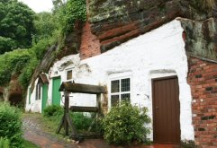 Lower Rock Houses, Holy Austin Rock, Kinver Edge