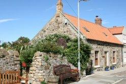 Marygate, Holy Island, Lindisfarne