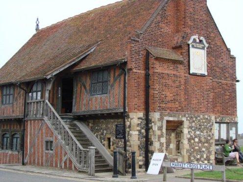 Moot Hall, Aldeburgh