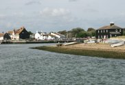 Mudeford Quay and The Black House, Mudeford