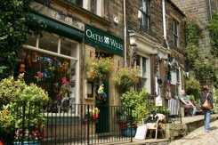 Oates and Wiles, Main Street, Haworth