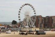 Observation Wheel, from Grand Pier, Weston-super-Mare