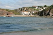 Outer Hope, Hope Cove
