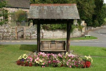 Peace Memorial Seat, Ashford in the Water