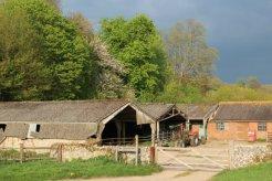 Polesden Lacey Farm, Polesden Lacey Estate, Great Bookham