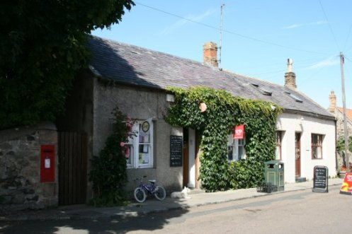 Post Office, Marygate, Holy Island, Lindisfarne