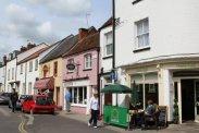 Priest Row, Wells