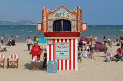 Punch and Judy, Weymouth