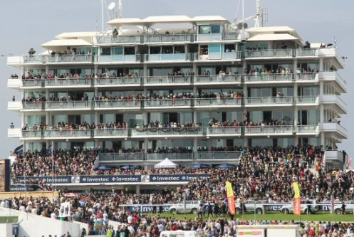 Queen's Stand, Queen's Diamond Jubilee, The Epsom Derby