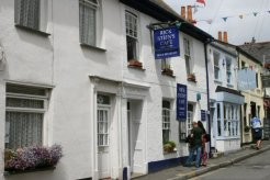 Rick Stein's Cafe and Stein's Gift Shop, Middle Street, Padstow
