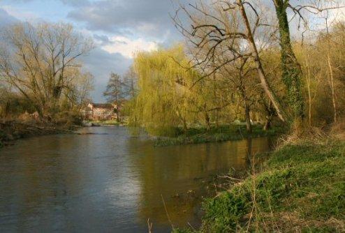 River Avon, Amesbury