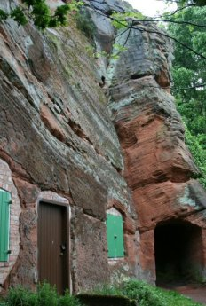 Rock Houses, Holy Austin Rock, Kinver Edge