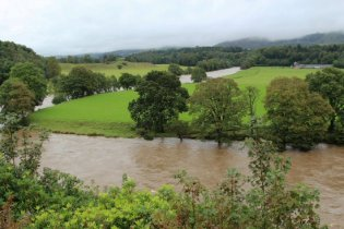 Ruskin's View, River Lune, Kirkby Lonsdale
