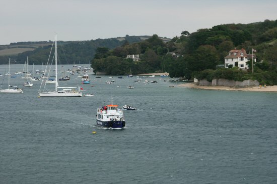 Salcombe Harbour, Salcombe
