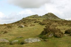 Sharp Tor, Dartmoor