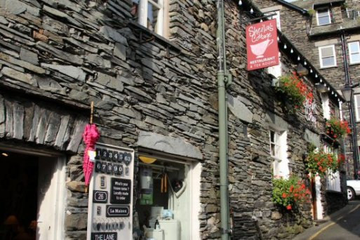 Sheila's Cottage, Restaurant and Tea Rooms, Ambleside
