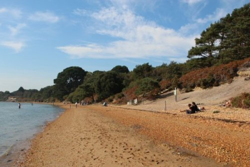 South Shore, Brownsea Island