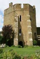 South Tower, Stokesay Castle