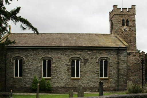 St. Andrew's Church, Coniston
