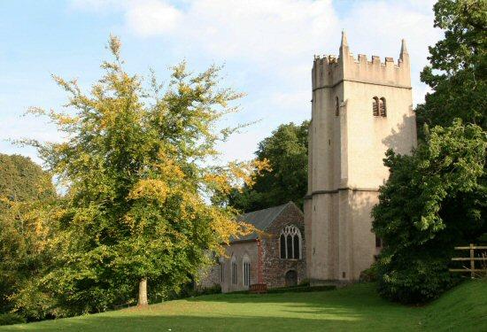 St. George and St. Mary Church, Cockington