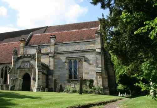 St. John the Baptist Church, Penshurst
