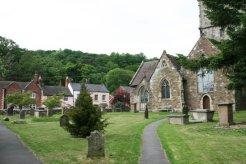 St. Laurence's Churchyard, Church Stretton