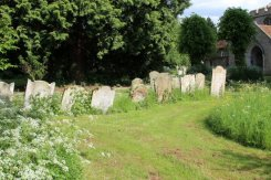 St. Lawrence Churchyard, Ardeley