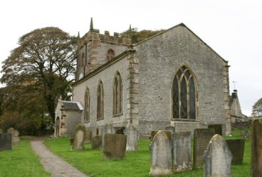 St. Margaret's Church, Wetton, Peak District