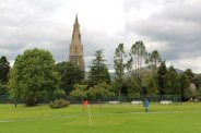 St. Mary's Church and White Platts Recreation Ground, Ambleside