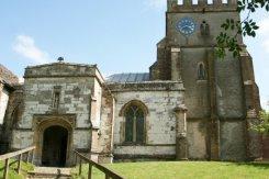 St. Mary's Church, Ashbury