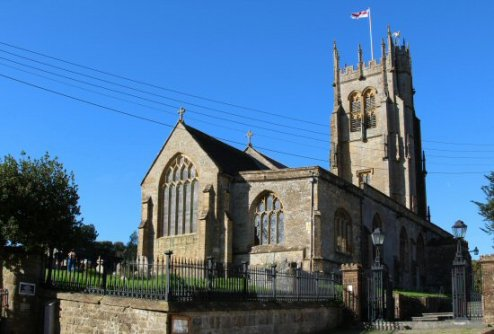 St. Mary's Church, Beaminster