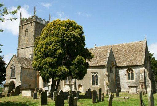 St. Mary's Church, Frampton on Severn