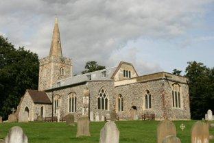 St. Mary's Church, Polstead