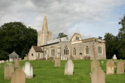 St. Mary's Church, Polstead