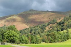 Stone Arthur, from Grasmere