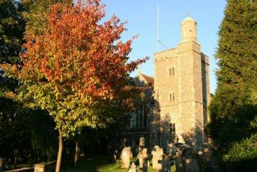 St. Peter's Church, Bishop's Waltham