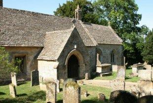 St. Peter's Church, Little Barrington