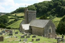 St. Winifred's Church, Branscombe