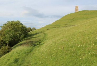 Terraces, Glastonbury Tor, Glastonbury