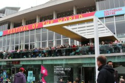 Terraces, Royal Festival Hall, Queen's Diamond Jubilee, Thames Pageant