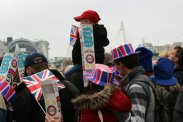 Thanks for the Day off periscopes, Queen's Diamond Jubilee, Thames Pageant