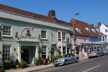 The Bell Inn, (Market Inn. 1767) West Street, Alresford